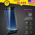 3D Curved Screen Protector Film Tempered Glass Film For Samsung Galaxy S8 Note 8