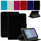 Universal Stand Folio Cover Leather Case For Google Nexus 7 1st Gen 2012 Tablet
