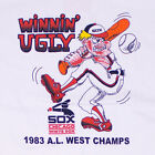 Chicago White Sox Winning Ugly 1983-2013: 30 Year Anniversary T-Shirt