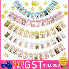 1st Baby 1-12 Month Photograph Banner Glitter Garland Birthday Party Decorations
