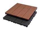 Decking Tile - Premium - DIY Installation - DECKO Composite Wood, price/box