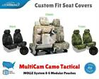 MULTICAM CAMO TACTICAL CUSTOM FIT SEAT COVERS for PONTIAC...