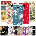 For Huawei Honor 5X Play GR5 Mate 7 Mini Christmas Hard Cover Case 2018 New Year
