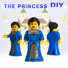 Cognitive 16 Dolls Single Puzzle Assembly City Princess Christmas Toys