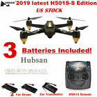 Hubsan H501S X4 FPV 5.8G Quadcopter Drone 1080P Brushless GPS No Transmitter BNF