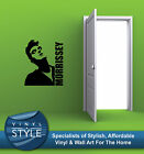 MORRISSEY THE SMITHS DECOR DECAL STICKER WALL ART GRAPHIC VARIOUS COLOUR