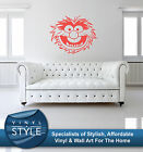 Animal The Muppets Decal Decor Sticker Wall Art Graphic Various Colour