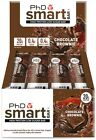 PhD Nutrition Smart Bars 12 x 64g Protein Low Sugar *All Flavours*