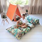 KIDS' CAMO PILLOW BED COVER FLOOR PILLOW LOUNGER COVER