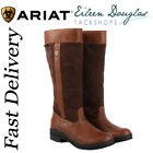 ARIAT WOMENS WINDERMERE H2O CHOCOLATE COUNTRY/RIDING BOOT CLEARANCE