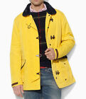 Ralph Lauren S1 concept Mens Coat Jacket Yellow Winter Polo -Sale Price Limited