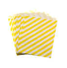 5X7 Inch 25PCS Kraft Paper Candy Bar Bags Party Birthday Gift Popcorn Favour C