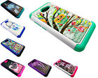 Sparkle Bling Hybrid Cover Phone Case For Alcatel Zip LTE A577VL A576BL