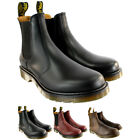 Mens Dr Martens 2976 Classic Chelsea Style Leather Ankle High Boot US Sizes 8-13