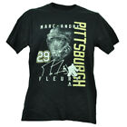 Pittsburgh Penguins Marc Andre Fleury 29 Player Signature Tshirt Tee Hockey Mens $14.95 USD on eBay