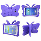 Kids Safe Cute EVA Shockproof Stand Case Cover For Samsung Galaxy Tab 3 4 E 7""