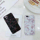 Star Marble Pattern Shakeproof Matte Soft TPU Phone Case Back Cover Skin Bumper