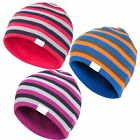 Trespass Reagan Kids Reversible Beanie Hat for Boys and Girls