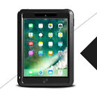 """Dirt Water Proof Shockproof  Metal Glass Case Cover FOr iPad 9.7"""" 2017 (5th Gen)"""