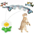 Kyпить Electric Rotating Butterfly Bird Rod Wire Cat Teaser Toys For Pet Cats Kittens C на еВаy.соm