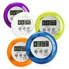 Plastic Count-Down Up Clock Alarm Clock Cooking Timer LCD Kitchen Timer