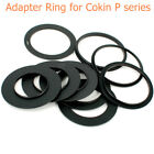 49 52 55 58 62 67 72 77 82 mm Metal Adapter Ring for Cokin P Series Filter