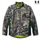 Under Armour Storm ColdGear Scent Control Softshell Jacket Mossy Oak Treestand