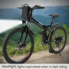 "5-Types Electric Bike Off-Road Bicycle Ebike Lithium Fast Charging 26"" 300W 36V"