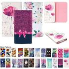 For Digma Vox S513 4G Wallet Bag Flip Case Cover Angry Happy Dream Rose Dot Tree