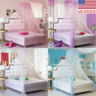 Romantic Bed Dome Canopy Netting Lace Mesh Home Hang Net Prevent Mosquito Bite image