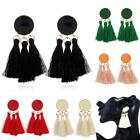 New Women Fashion Earrings Jewelry Trendy Tassel Earrings Charm Wedding TXST
