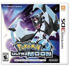 Pokemon Ultra Moon Nintendo 3DS Brand New! Sealed!