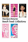 "Marilyn Monroe Beach Towel Collections 30""x60"""
