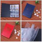 120 Coin Storage Penny Pockets Money Album Book Collecting Coin Holders US STOCK $5.59 USD