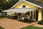 15 ft.  SunSetter Motorized XL Retractable Awning - Outdoor Shade Deck or Patio