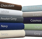 Brielle 100% Cotton Jersey Knit (T-Shirt) Sheet Set NEW image