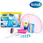 Scholl Express Velvet Smooth Diamond Pedicure Gift Sets In Pink Or Blue Colour