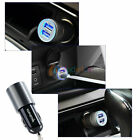 Hot MD06 2.1A Mini Dual Port USB Car Charger Adapter For Cell Phone Lenovo /Oppo