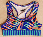 Girls AVIA Sports/Gymnastic Back In Action Bra: XS(4-5)