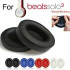 2 Replacement Ear Pad Cushion for Beats by Dr Dre Solo 2.0 Wireless/Wire Headset $8.99 USD on eBay