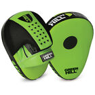 Green Hill Boxing Focus Pads Hook and Jab Pro Fight Training Punch Gloves MMA