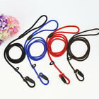 Thin Nylon Rope Pet Dog Leash Tracktion Lead For Small Dogs Diameter 0.8cm