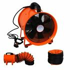 'Portable Ventilator Axial Blower Workshop Extractor Fan