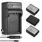 LP-E10 Battery For Canon Rebel T3 T6 T5 EOS 1300D 1100D + LCD Dual USB Charger