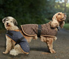 Gor Pets Worcester Water Resistant Quilted Dog or Puppy Coat Jacket High Quality
