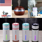 Mini Air Aroma Essential Humidifier USB Charging Night Light Clean For Car Home