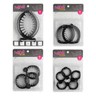 PuffCuff Hair Clamps - For Creating Puffs, Buns, Frohawks, Updo & Ponytail