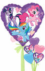 My Little Pony Heart  - Inflated Helium Balloon Delivered in a Box