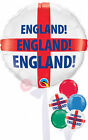 England!! - Inflated Helium Balloon Delivered in a Box