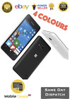 Microsoft Nokia Lumia 550 Brand New 4G LTE Sim-Free Black & White Unlocked 8GB